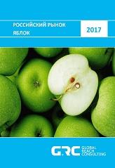 Российский рынок яблок - 2017 - 32 000 руб. (07августа2017)
